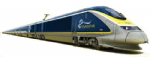 Kato 10-1298 Eurostar (2015) Coach Extension Set New Livery